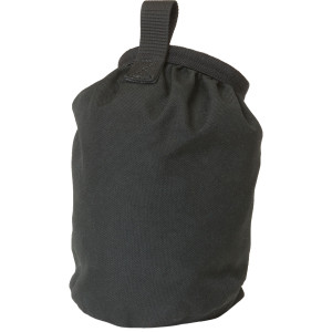 Water Bottle Pocket - Black