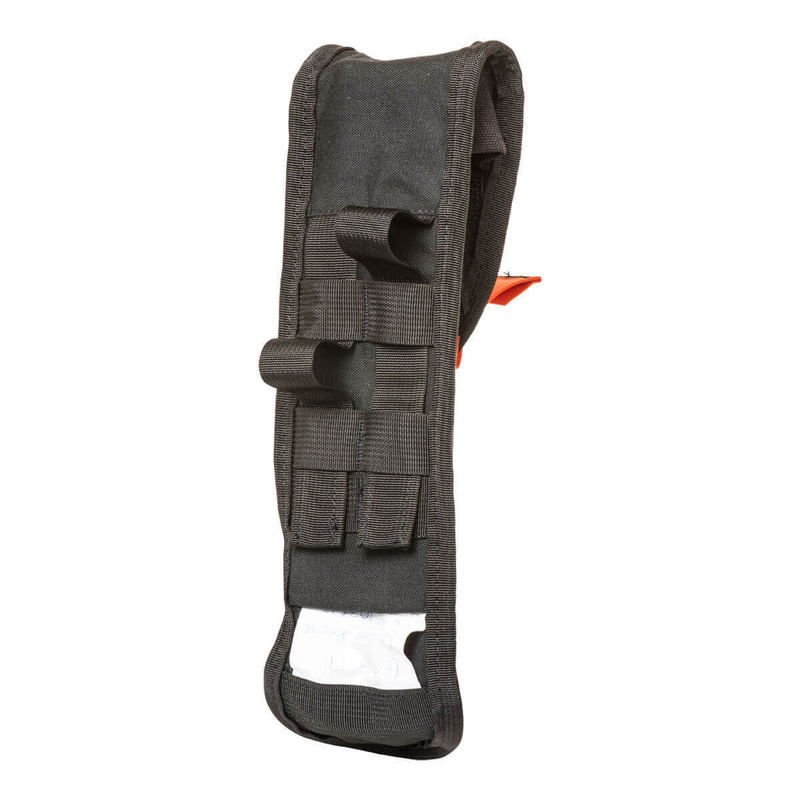 Fusee Holster - Black - MOLLE Attachment
