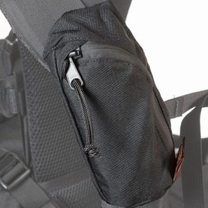 Sling Pocket - Black - On Pack