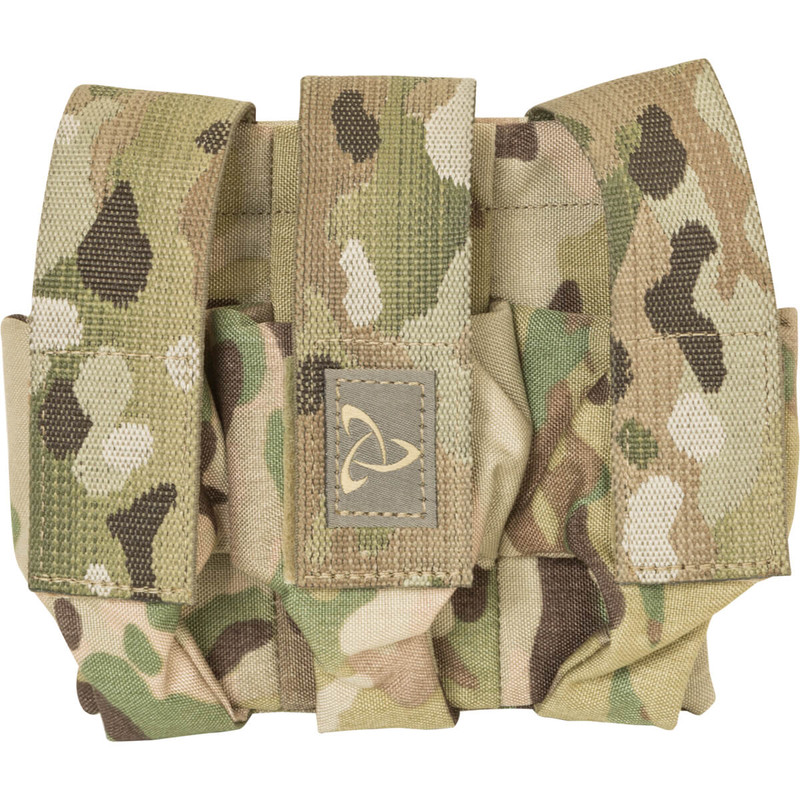 Triple Bang Pouch - Multicam