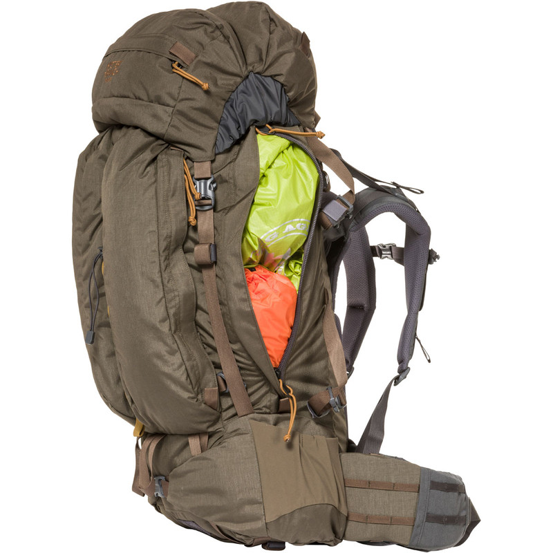 Glacier - Wood (Side Zip Access)