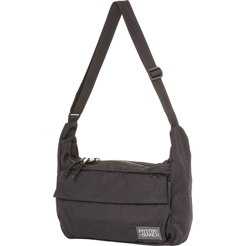 Load Cell Shoulder Bag - Black
