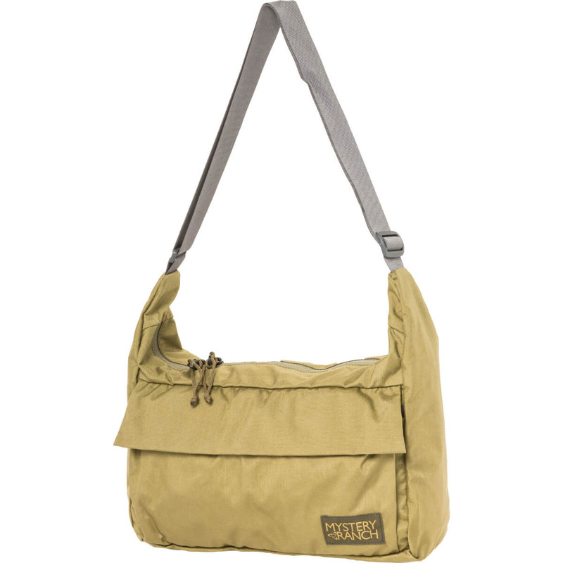 Load Cell Shoulder Bag - Moss