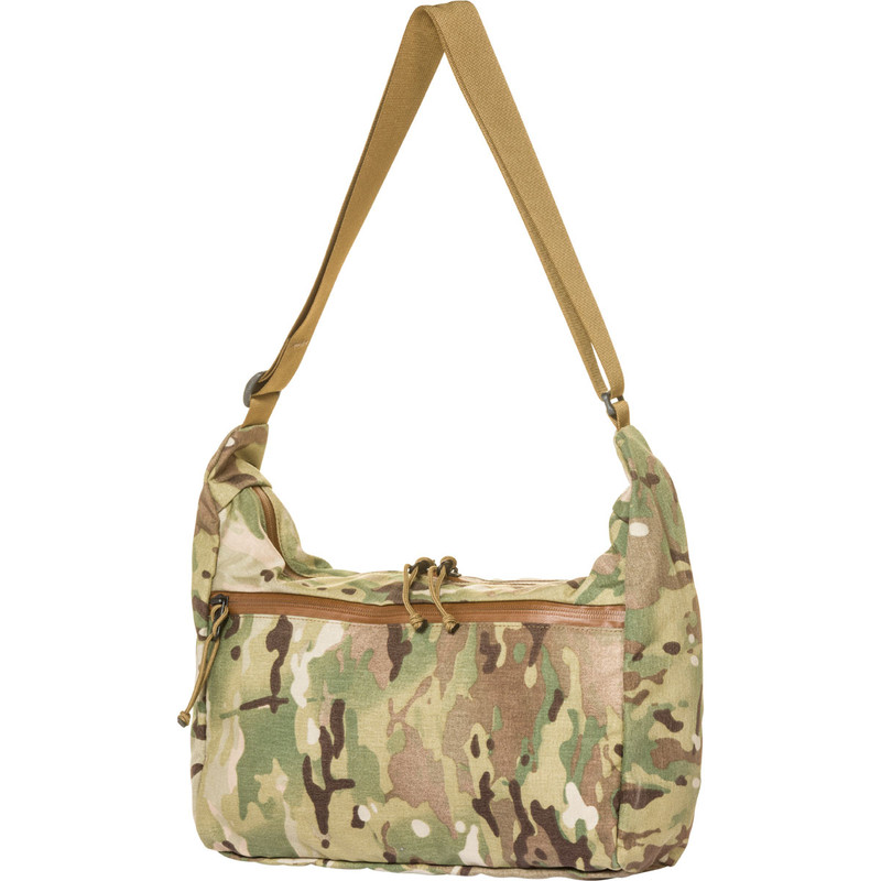 Load Cell Shoulder Bag - Multicam (Back)