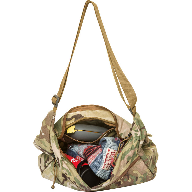 Load Cell Shoulder Bag - Multicam (Open)