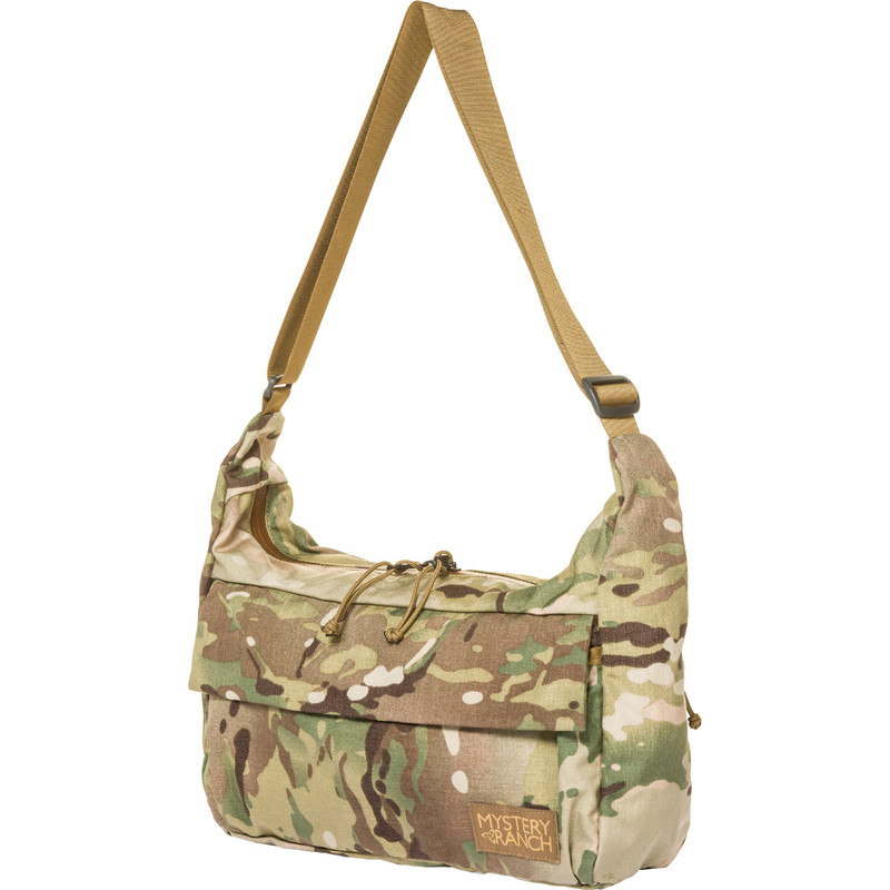 Load Cell Shoulder Bag - Multicam