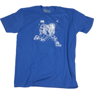 Need More Space T-Shirt - Royal Blue