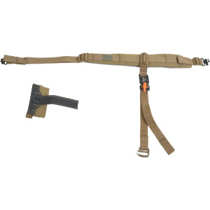 Quick Draw Rifle Sling - Coyote