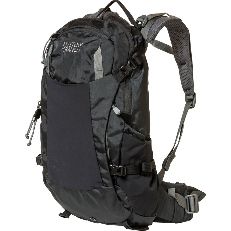Ridge Ruck 25 - Black