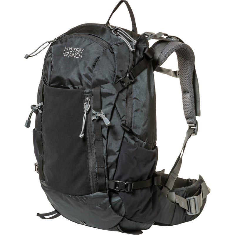 Ridge Ruck 30 - Black