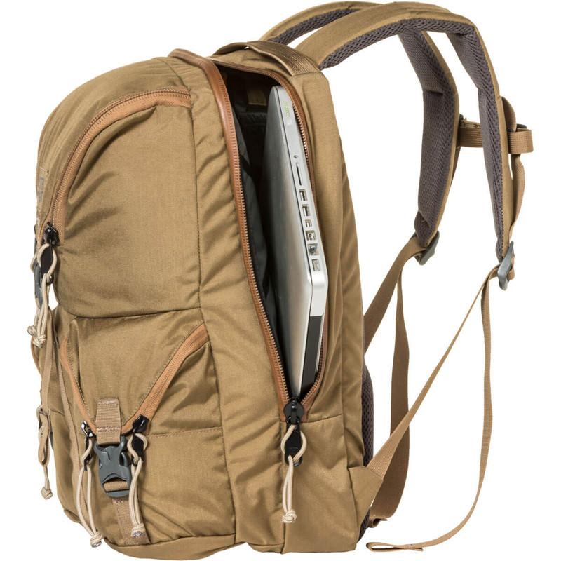 Rip Ruck - Coyote (Side Zip Access)