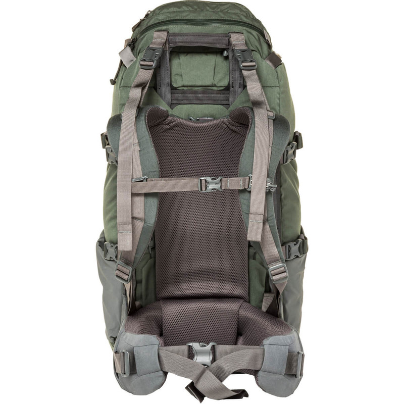 Terraframe 3-Zip 50 - Deep Earth (Body Panel)