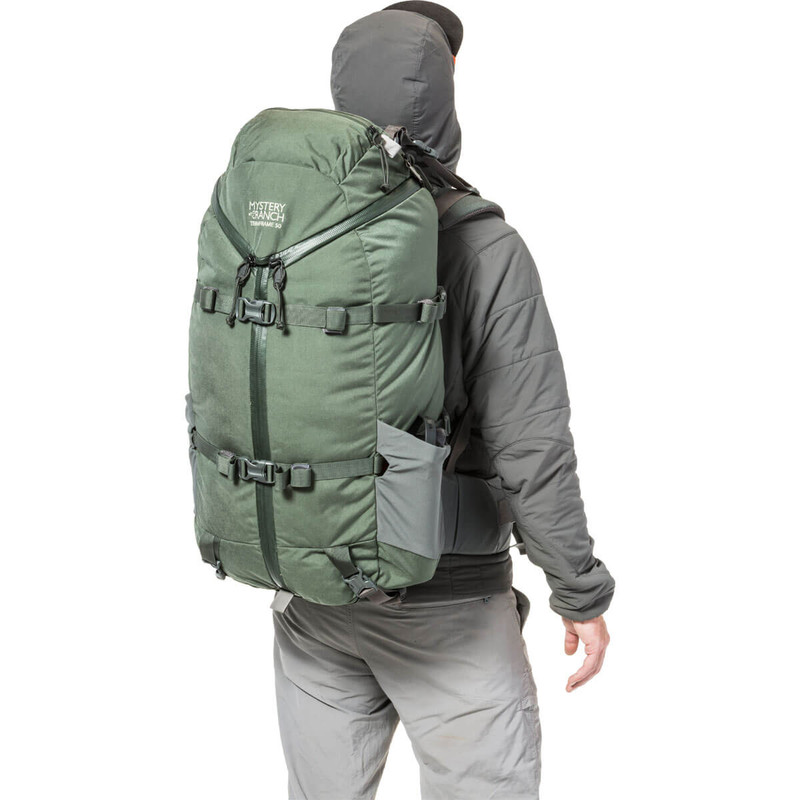 Terraframe 3-Zip 50 - Deep Earth