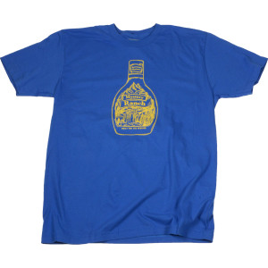 Where's The Ranch T-Shirt - Royal Blue