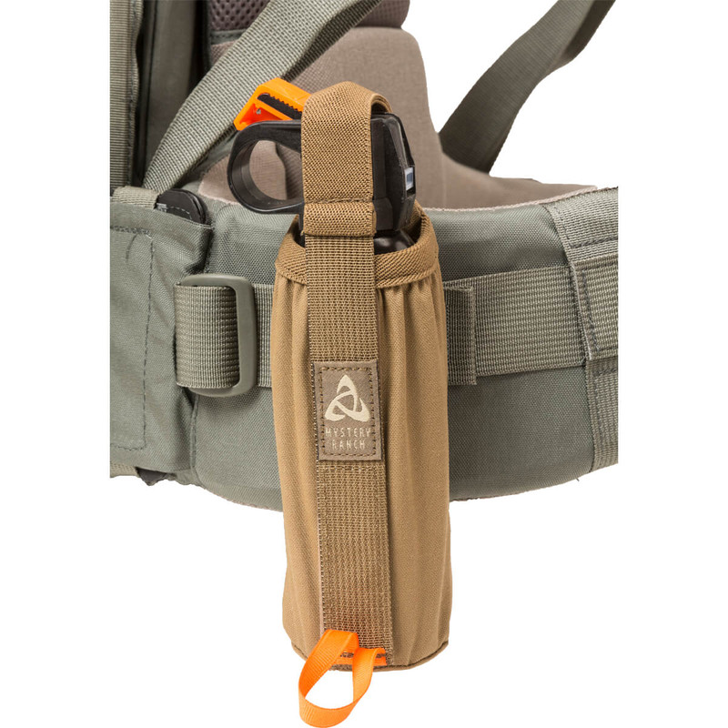 Bear Spray Holster - Coyote (On Pack)