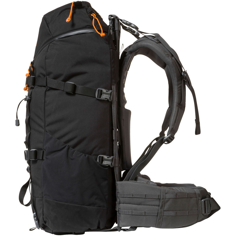 Terraframe 3-Zip 50 - Black (Profile)