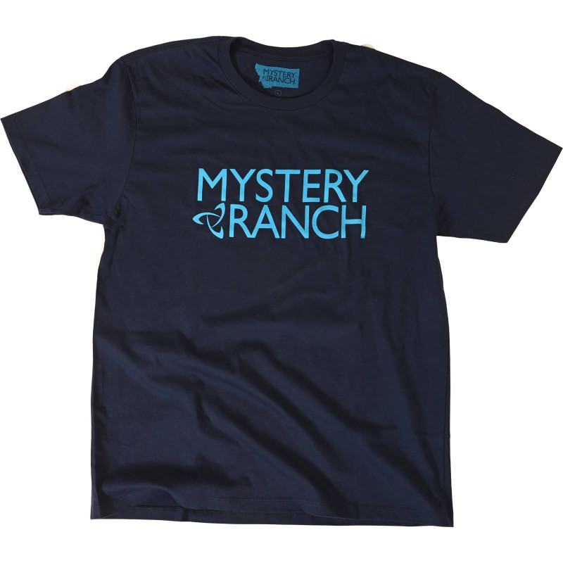 MYSTERY RANCH Logo Tee - Navy