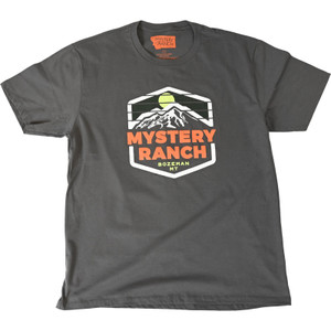 Over the MTN T-Shirt - Graphite