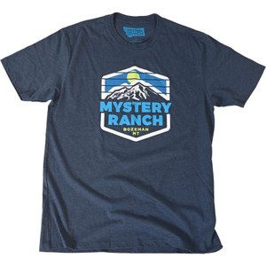 Over the MTN T-Shirt - Navy Heather