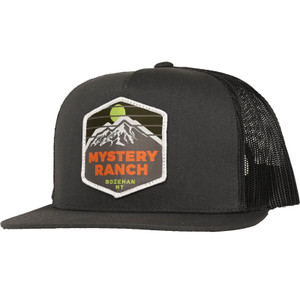 Over the MTN Trucker Hat - Charcoal