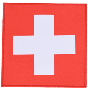 Medic Patch - Red