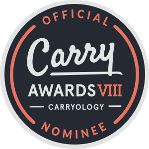 Carryology - Best Everyday Bag Finalist - VOTE NOW