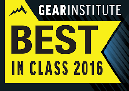 Gear Institute Best in Class 2016