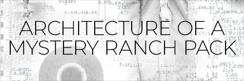 Architecture of a MYSTERY RANCH Backpack