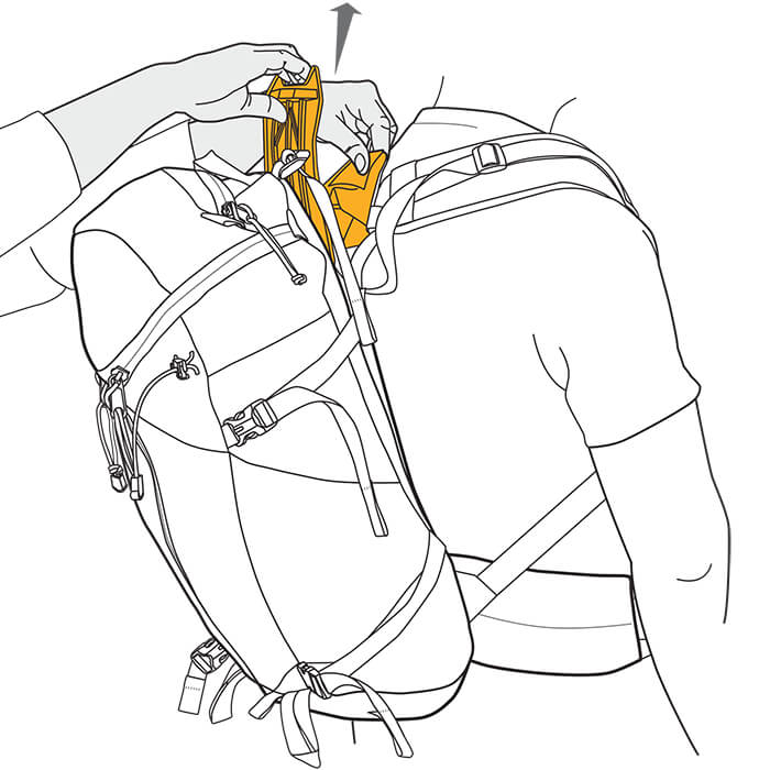 Architecture Of A Mystery Ranch Pack